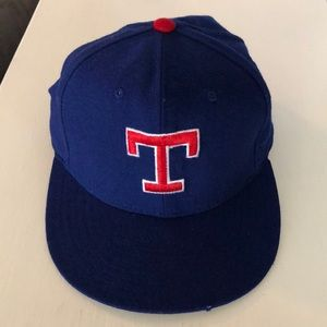 Texas Rangers Fitted Cap